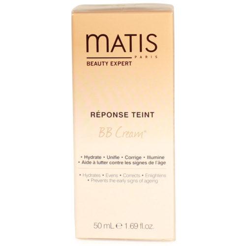BB Cream - Soin unificateur de teint de la gamme Réponse Teint par Matis