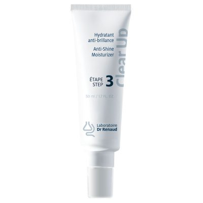 Clear Up - Hydratant anti-brillance Laboratoire Dr Renaud