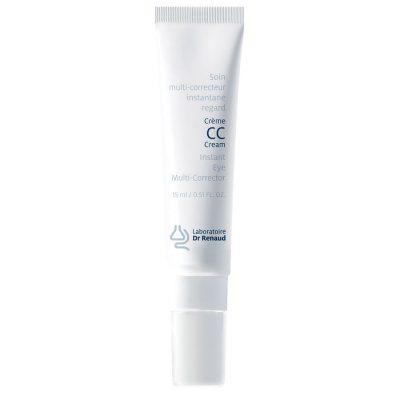 Crème CC - Multi-correcteur instantané regard Laboratoire Dr Renaud