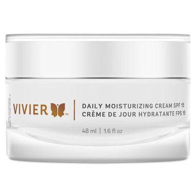 Crème de jour hydratante par Vivier