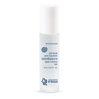 SeboBalance - Gel local anti-boutons Laboratoire Dr Renaud