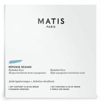 Hyalushot eyes Matis